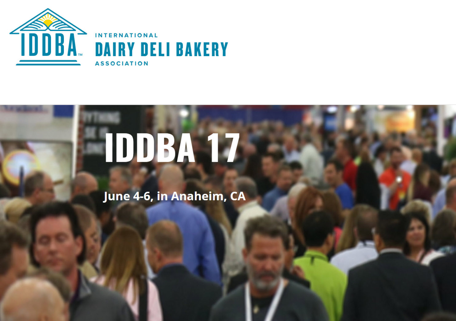 American Sprinkle will be at the upcoming IDDBA 17 event June 4-6, in Anaheim, CA. Come see us!